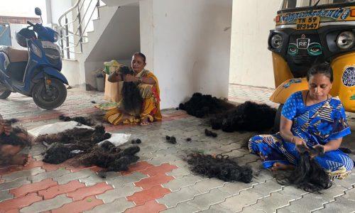Hair-partition